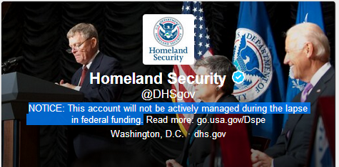 Homeland Security  DHSgov  sur Twitter